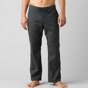 Prana Men's Hemp Sutra Yoga Tie Waist Pants XS